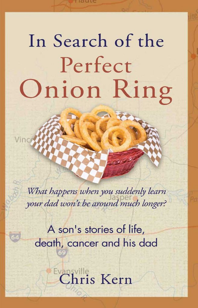 in search of the perfect onion ring by chris kern book cover